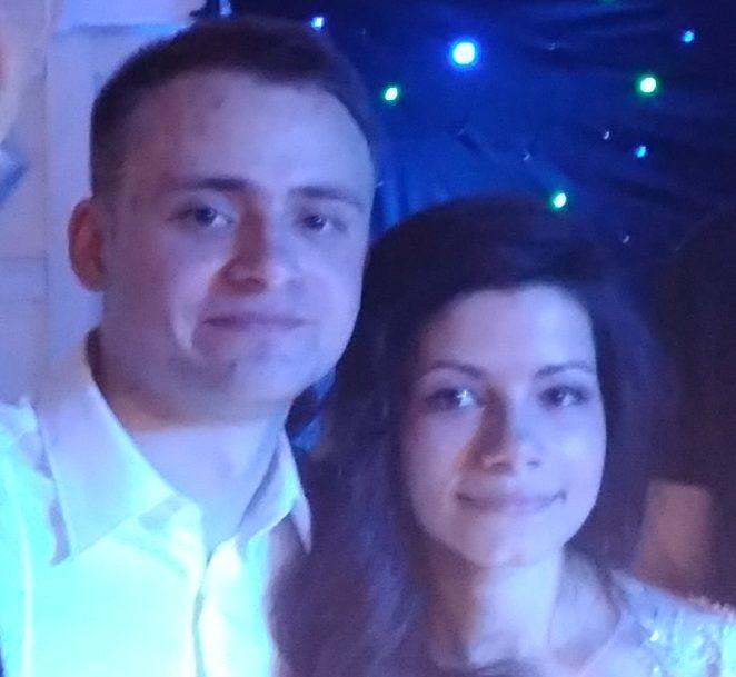<strong>Світлана , мама нареченого 31.05.2018</strong>